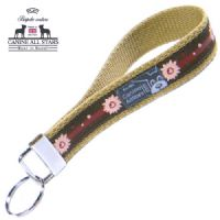 WRISTLET KEYCHAIN - OLD WEST GLORY